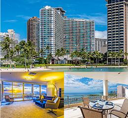 ILIKAI HOTEL &<br>LUXURY SUITES